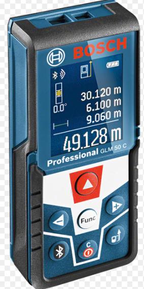 Bosch GLM50C Afstandsmeter