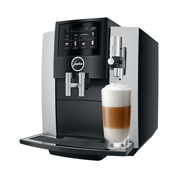 Jura S8 Moonlight Silver Koffiemachine