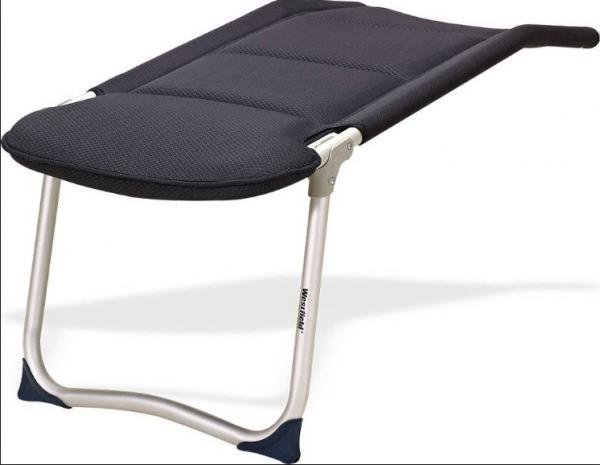Westfield Smart voetenbank Inventor 2 Charcoal grey*