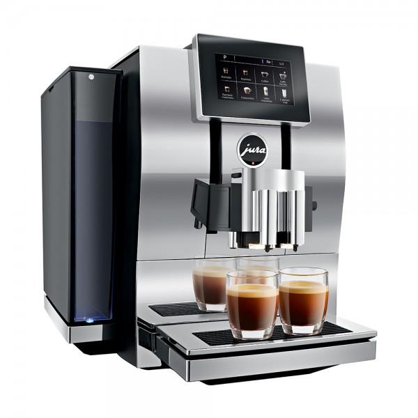 Jura Z8 Chrome ( Model 2018 ) Koffiemachine