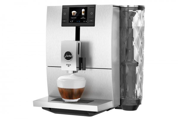 Jura ENA 8 Massive Aluminium Koffiemachine